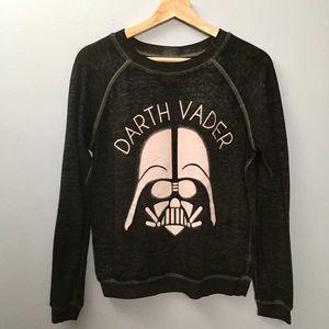 Darth Vader Sweatshirt Star Wars Size Medium